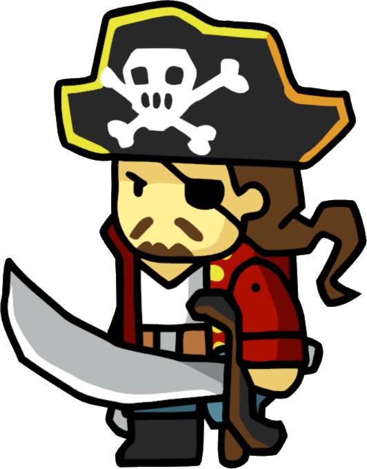 Pirate | Scribblenauts Wiki | FANDOM powered by Wikia
