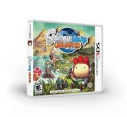 Scribblenauts Unlimited 3DsS