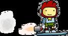 Rocket Board In Use