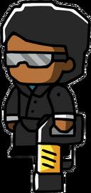 Secret Agent Male