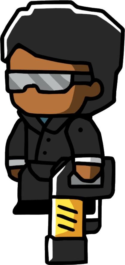 Secret Agent | Scribblenauts Wiki | FANDOM powered by Wikia