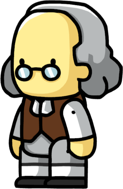 image benjamin franklin png scribblenauts wiki fandom powered rh scribblenauts wikia com benjamin franklin clipart download