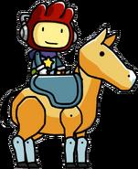 Saddle Pad Horse