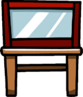 Closed Display Case