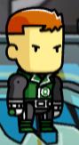 Green Lantern Guy Gardener