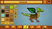 SU custom dragon