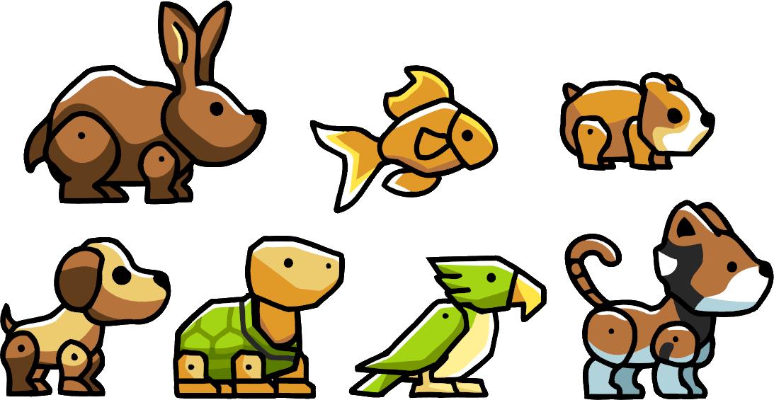 Pets | Scribblenauts Wiki | FANDOM powered by Wikia