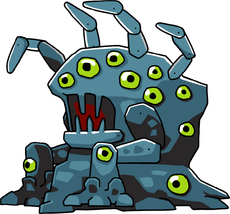 Shoggoth | Scribblenauts Wiki | FANDOM powered by Wikia