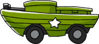 Amphibian Vehicle
