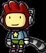Maxwell Raccoon Tail