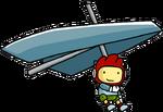Hang Glider Using