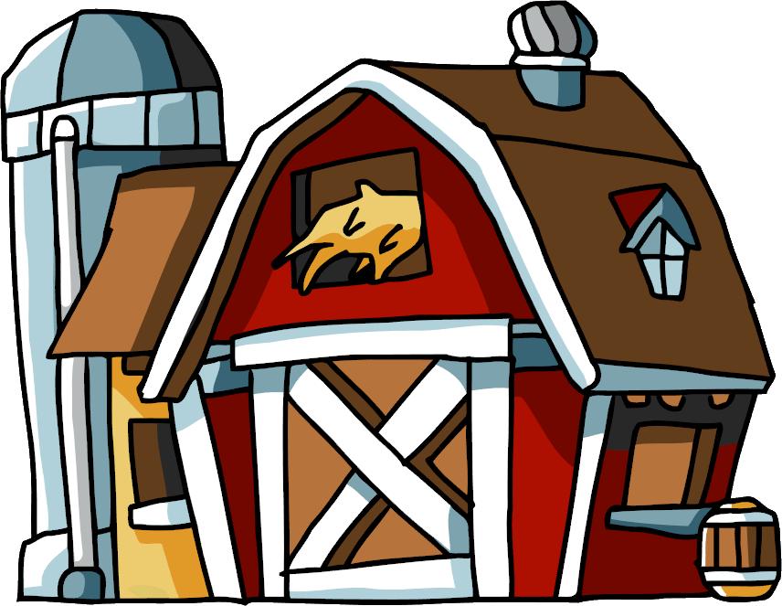 Barn | Scribblenauts Wiki | FANDOM powered by Wikia