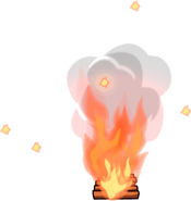 Fire Gas