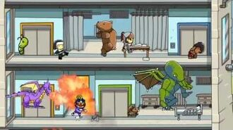 Scribblenauts Unlimited Does the Harlem Shake -- WB Games Edition