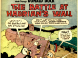 The Battle at Hadrian's Wall