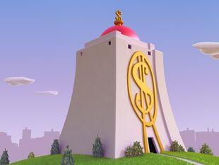 The Money Bin by vikung fu1