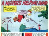 A Helper's Helping Hand