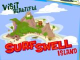 Surf Swell Island (location)