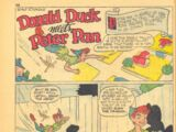 Donald Duck meets Peter Pan