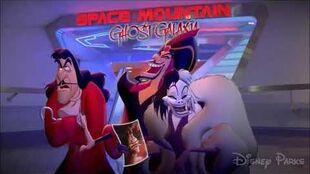 Halloween Disney Villains.Disney Villains Celebrate Halloween At Disney Parks Scrooge