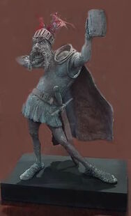 KnightMaquette