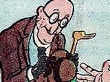 Mr Papyrus