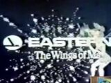 Traveling with Eastern Airlines