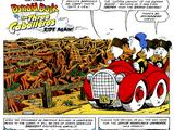 The Three Caballeros Ride Again