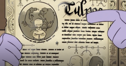 Tulpa Page in Spirits of the Shadow Realm