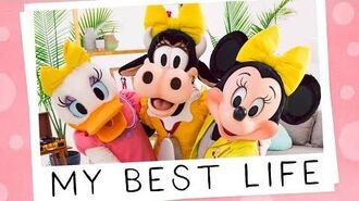 Minnie Mouse - Girls Night In (My Best Life Music Video) Disney