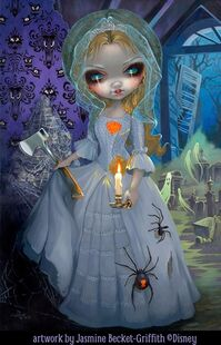 Concept Painting of The Bride Returns 1