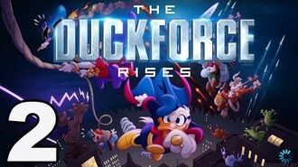 The Duckforce Rises - Gameplay Walkthrough Part 2 - Levels 7-12 (iOS)