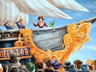 Oceaneer Maiden Voyage