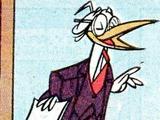 Secretary Stork