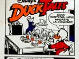 A Balanced DuckTales Breakfast