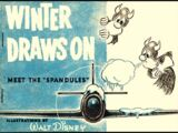Winter Draws On