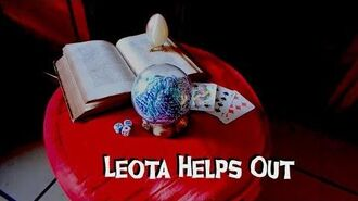 """Leota Helps Out"" - Haunted Mansion Fanfilm"