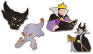 Disney-Storybook-Pin-Set