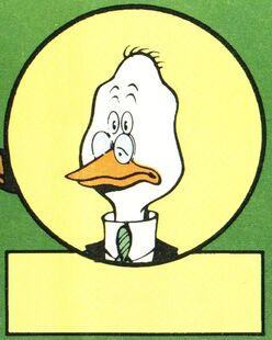 Luke the Goose