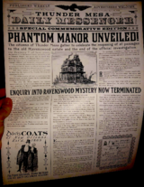 Phantom Manor Unveiled
