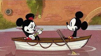 Carried Away A Mickey Mouse Cartoon Disney Shorts