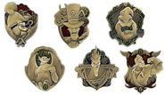 Sculpted-Crests-Pins
