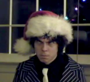 Ghost Host in the Christmas Spirit
