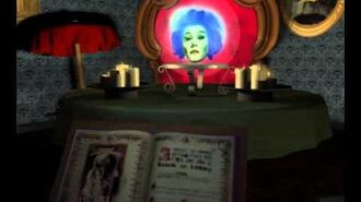 The Haunted Mansion's Seance Room starring Madam Leota - demo by Michael Evans