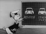 Hudson Hornet Commercials