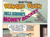 Uncle Scrooge's Money Rocket