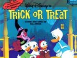 Trick or Treat - Stories and Songs of Halloween