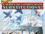 A Series of Unfortunate Substitutions