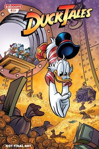 DuckTales 4 CVRA
