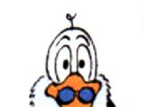 Mr Bird (Griseldis's Husband)